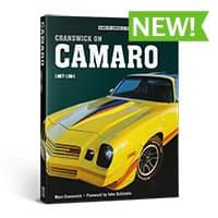 Cranswick on Camaro, 1967 to 1981
