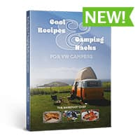 Cool Recipes & Camping Hacks for VW Campers